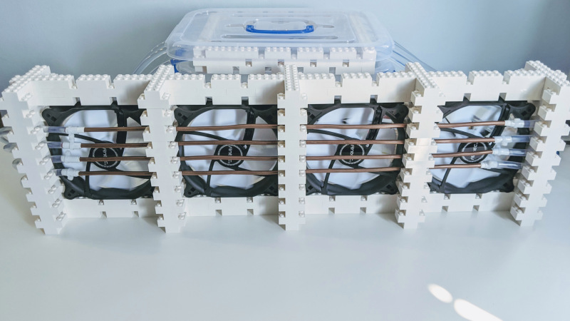 This LEGO Air Conditioner is Cooler Than Yours