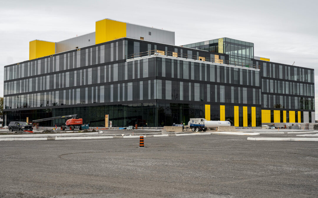 Alliance Providing Plumbing, HVAC and Controls for Giant Tiger's Headquarters Expansion