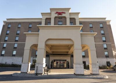 Hampton Inn, Infinity Convention Centre