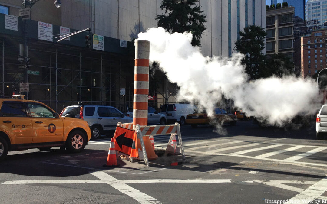 How the New York City Steam System Works